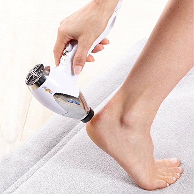 Tip 2 Toe Professional Electric Callus Remover