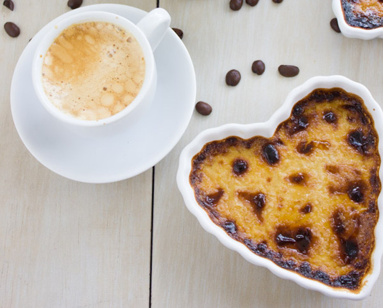 Espresso Creme Brûlée