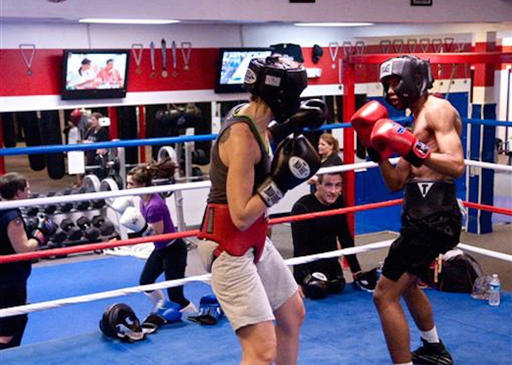 Boxing and Sparring