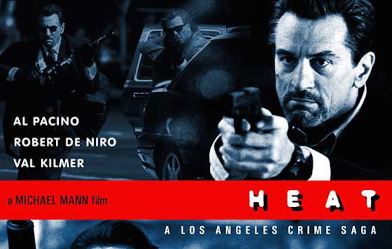 Heat 1995 Movie