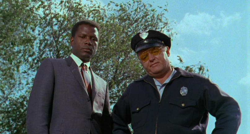 In the Heat of the Night Movie