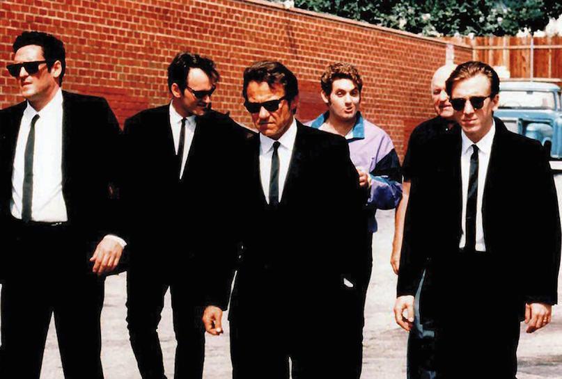 Reservoir Dogs Movie