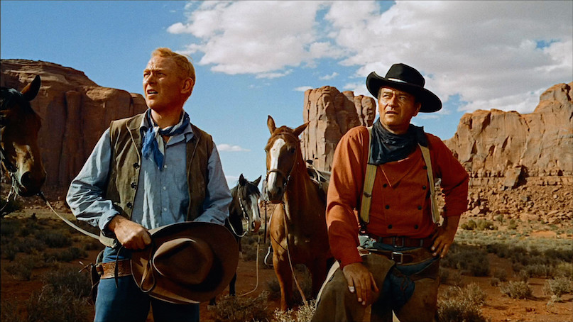 The Searchers Movie
