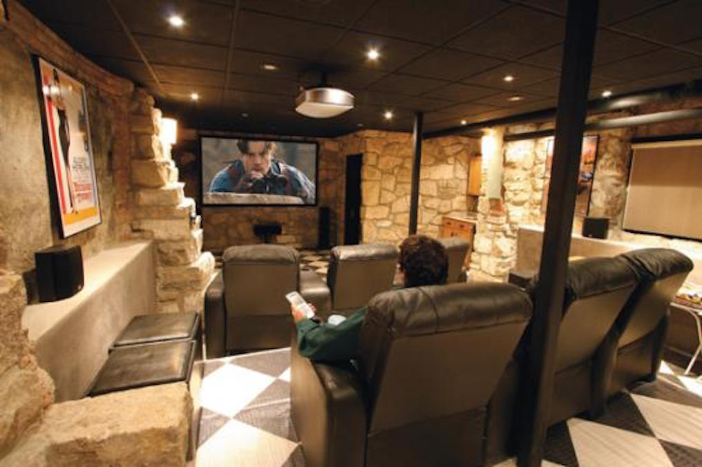 build home theater
