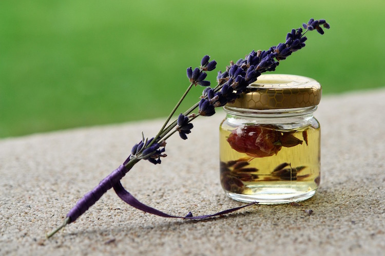 Lavender Therapy