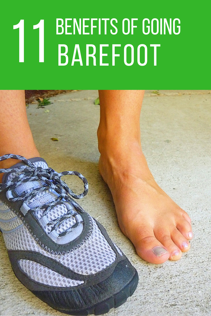11 Surprisingly Healthy Benefits of Going Barefoot | Ideahacks.com
