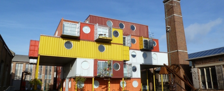 Container City II