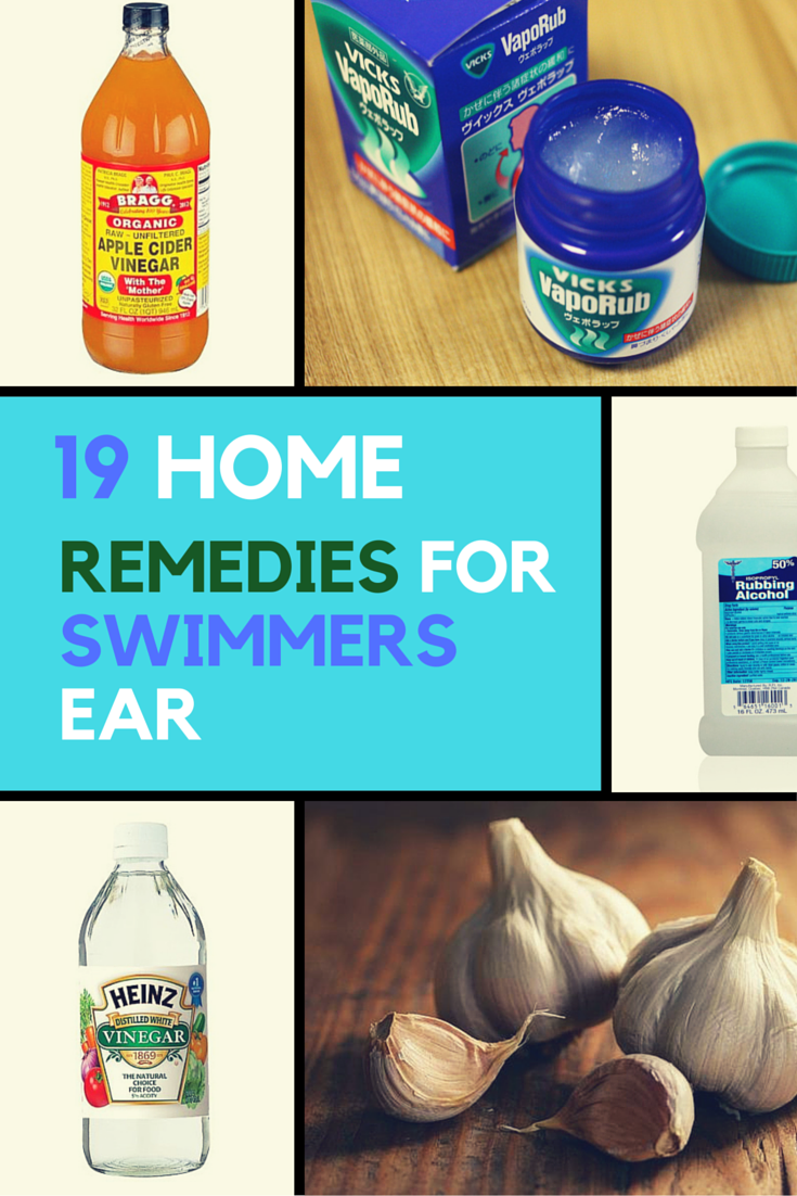 Swimmers Ear: 19 Home Remedies for How to Avoid It