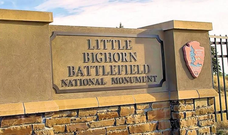 Little Big Horn Historic Site