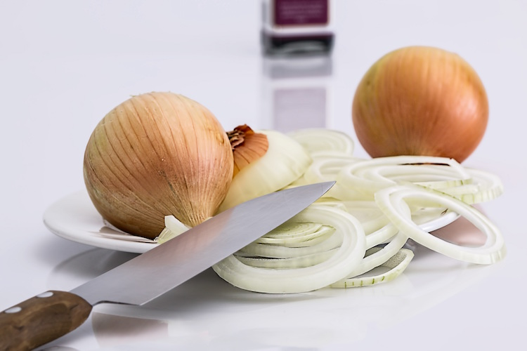 Onion Slices
