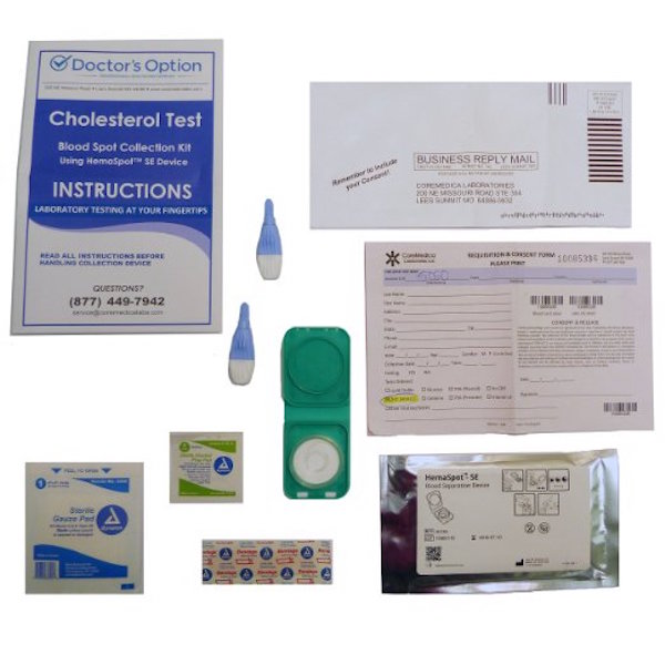 Accurate Cholesterol Home Test Kit
