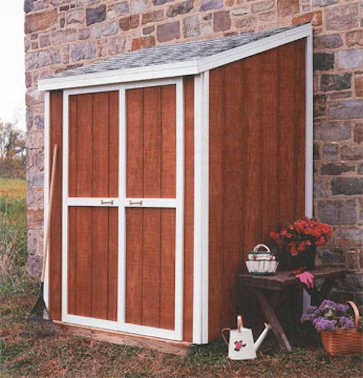 Do It Yourself Home Design: 16 Ways To Learn How To Build A Shed