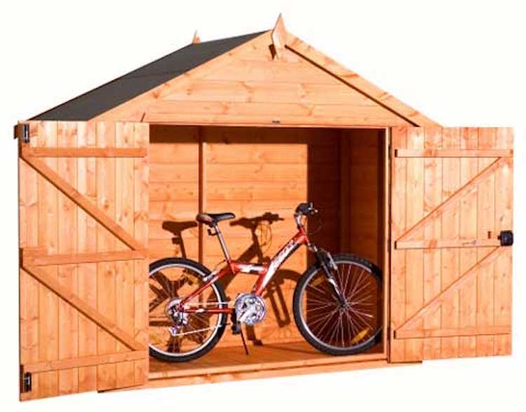 Compact Shed