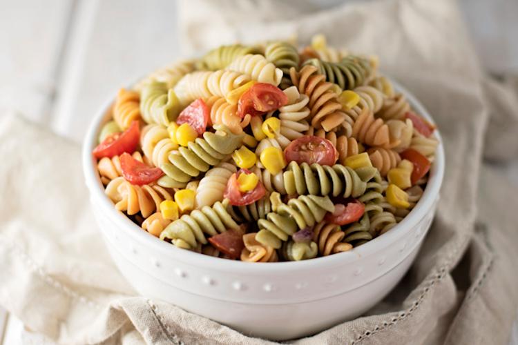 Fresh Simple Italian Pasta Salad