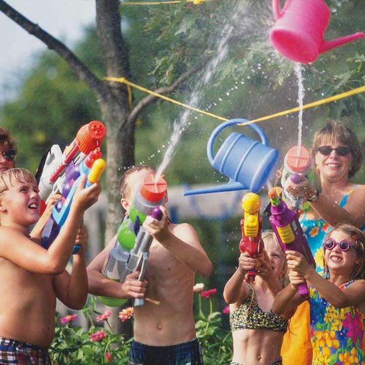 Fun Outdoor Games for Kids Birthday Parties