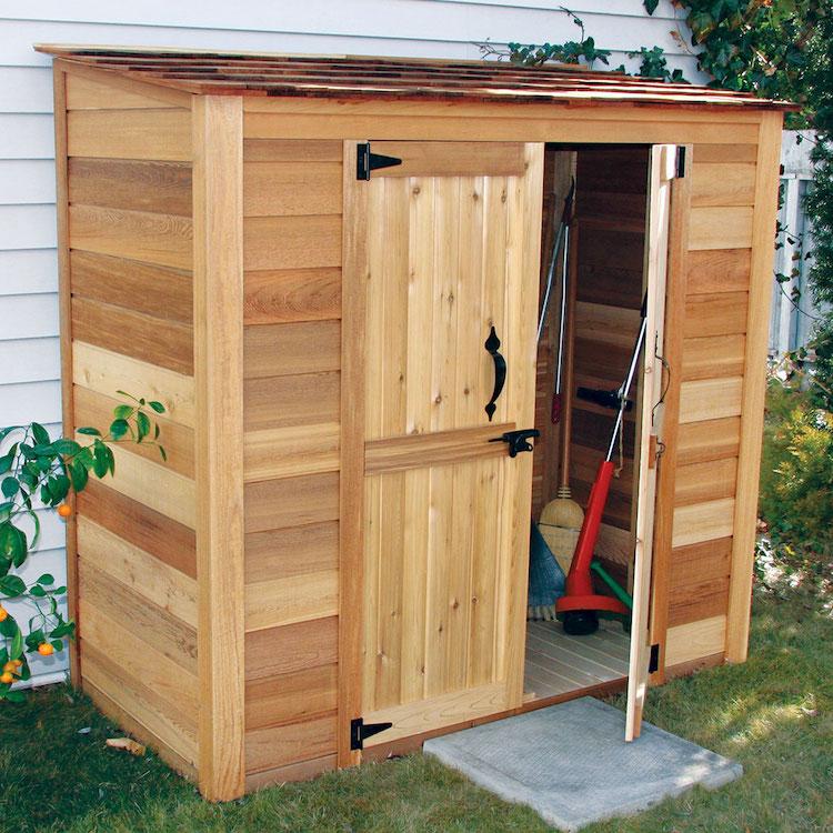 Garden Closet Storage Shed