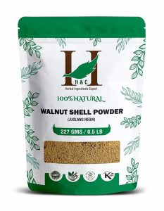 H&C 100% Natural Walnut Shell Powder
