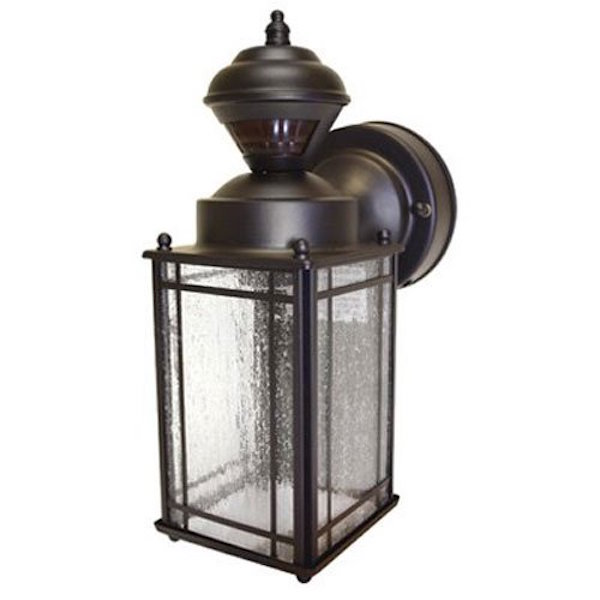 Heath/Zenith HZ-4133-OR Shaker Cove Mission-Style 150-Degree Motion-Sensing Decorative Security Light