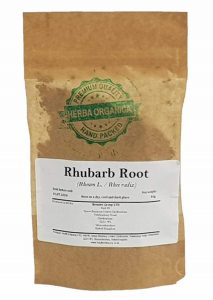 Herba Organica - Rhubarb Root