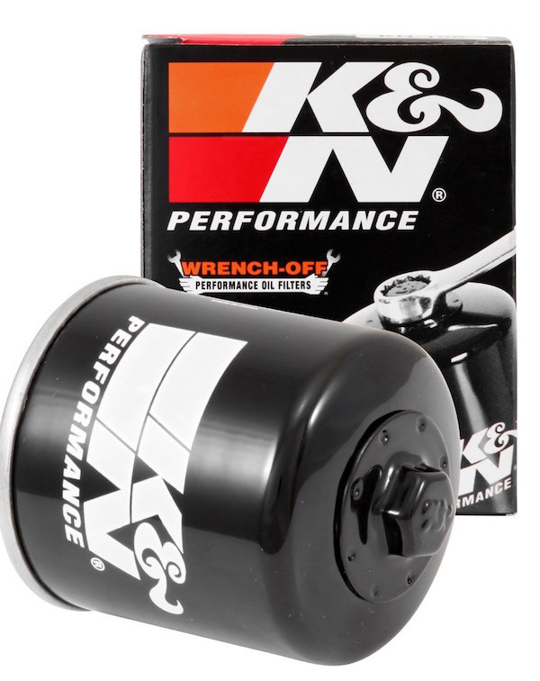 K&N KN-303 Motorcycle:Powersports High Performance Oil Filter