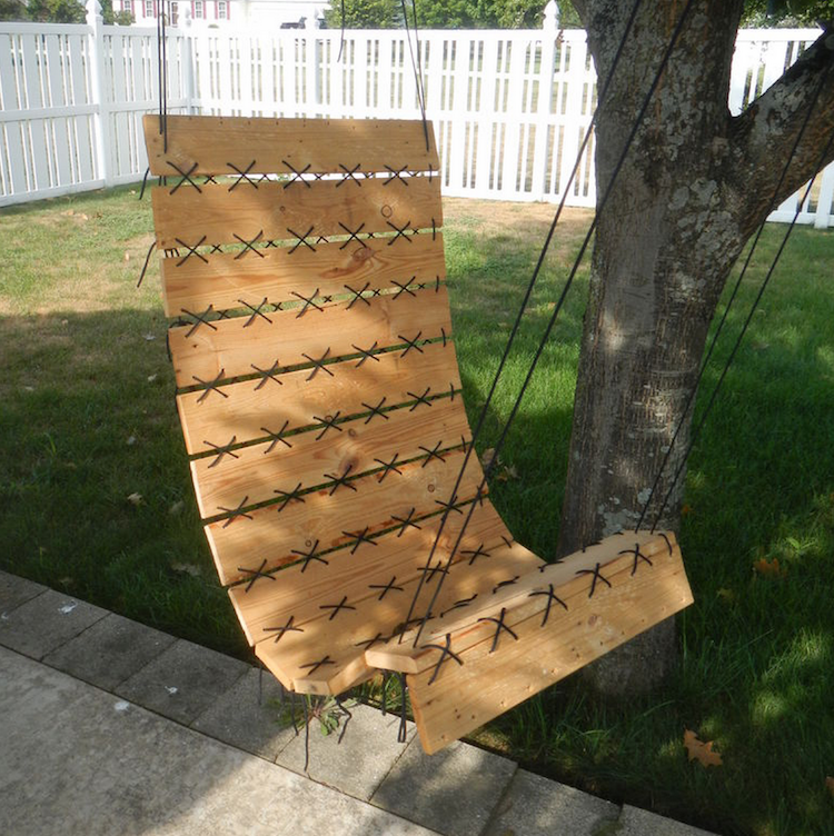 Paracord Hanging Chair