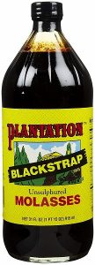 Plantation Unsulphured Blackstrap Molasses
