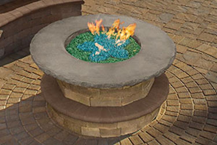 Propane Gas Fire Pit