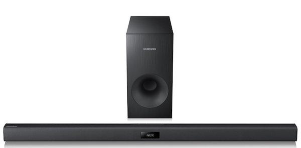 Samsung HW-F355 2.1 Channel 120 Watt Wired Audio Soundbar