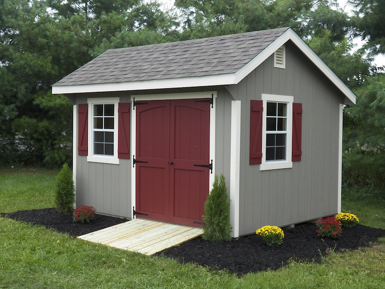 however it is very difficult to organize them without a proper storage facility - Garden Sheds Very