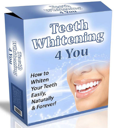 Teeth Whitening 4 You eBook