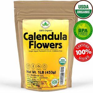 US Wellness Naturals Calendula Tea 1LB