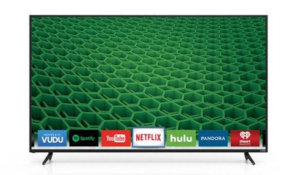 "VIZIO D60-D3 D-Series 60"" Class Full Array LED Smart TV"