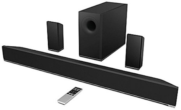 Vizio S3851w D4b 38 Inch 5 1 Sound Bar With Wireless Subwoofer