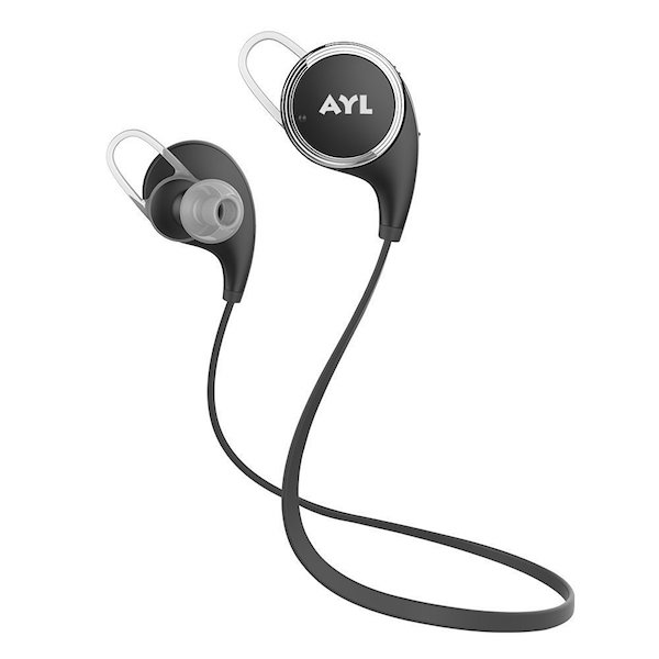 AYL Bluetooth Headphones V4.1 Wireless Sports Stereo