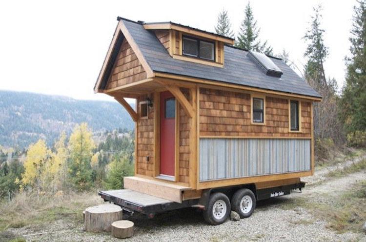 Acorn Tiny House