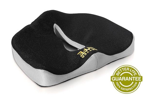 Better-Lyfe Memory Foam Seat Cushion
