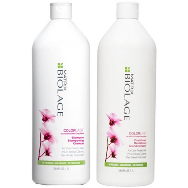 Biolage ColorLast Shampoo and Conditioner Liter Duo