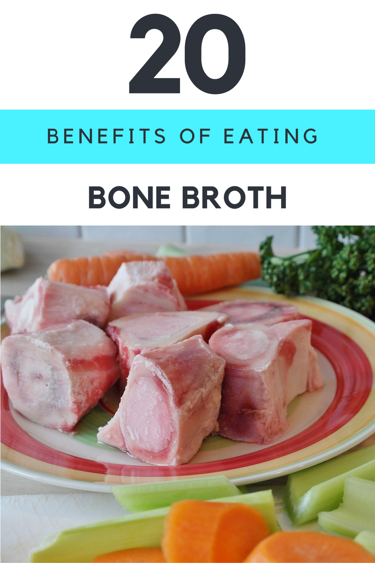 20 Benefits of Bone Broth That Will Make You Eat It Every Week. | Ideahacks.com