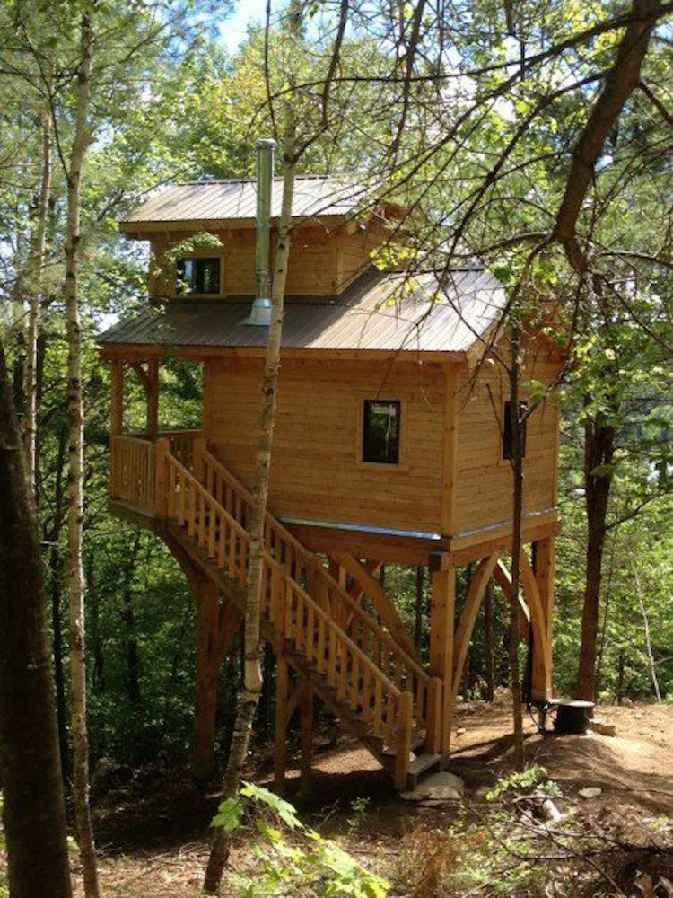 Elevated Tiny House