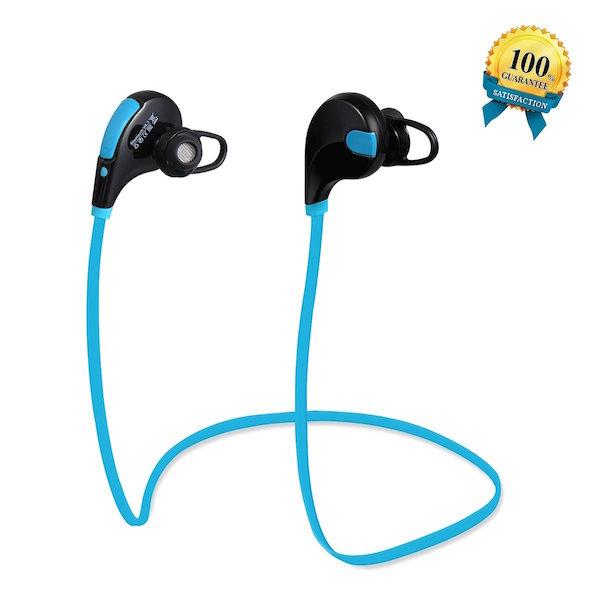EverDigi Bluetooth Headphones V4.1 Wireless Stereo Sport Earbuds