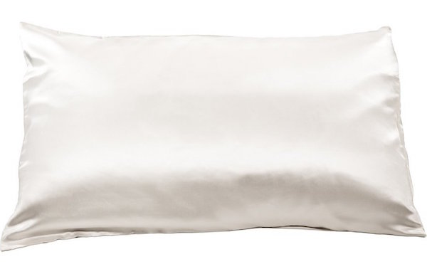 Fishers Finery 100% Pure Silk Pillowcase