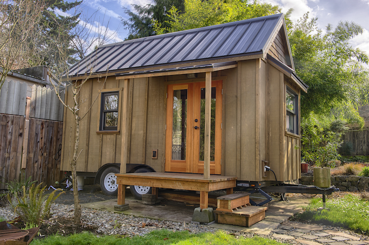 Gina's Tiny House