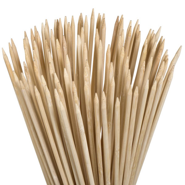 Jungle Stix Bamboo Marshmallow S'mores Roasting Sticks