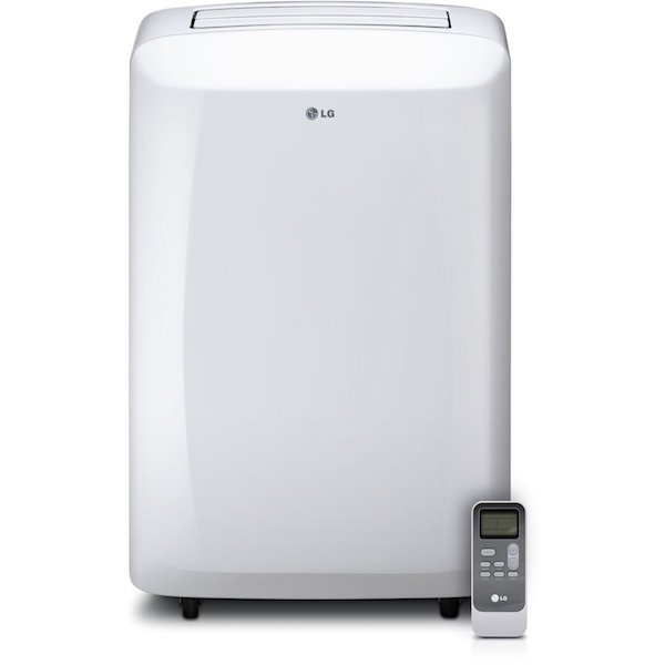 LG 10,000 BTU 115V Portable Air Conditioner