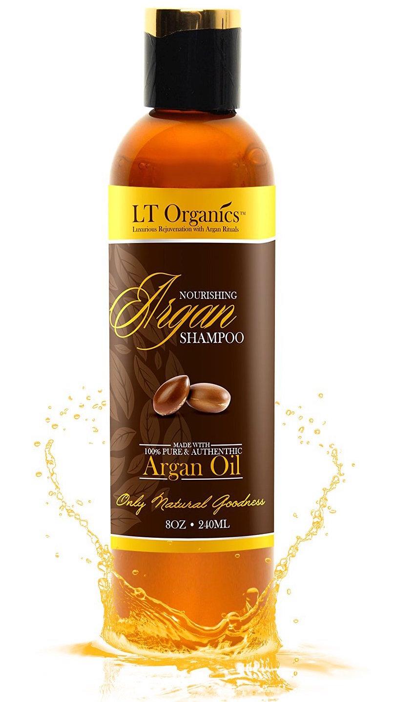 LT Organics Argan Oil Shampoo
