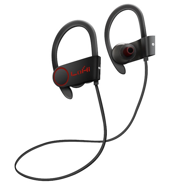 LoHi Bluetooth V4.1 Wireless Sports Earphones