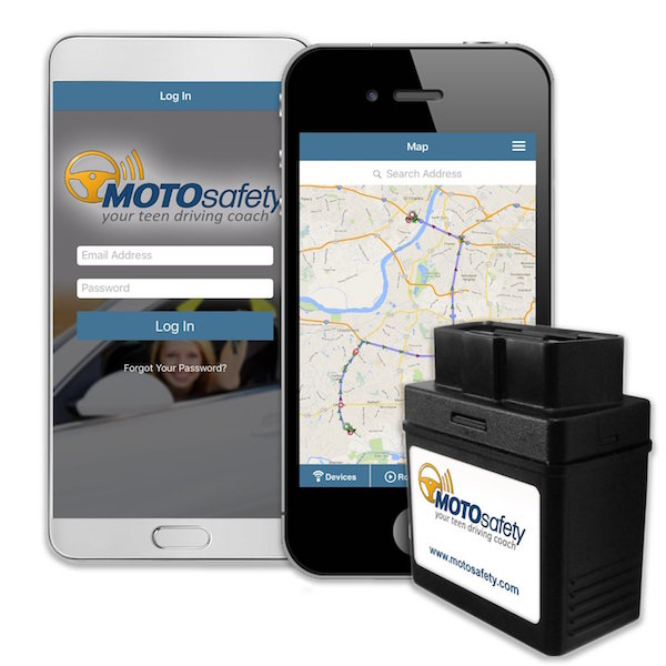 MOTOsafety OBD with 3G GPS Service