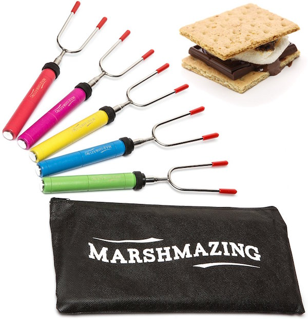 Marshmazing Premium Marshmallow Roasting Sticks