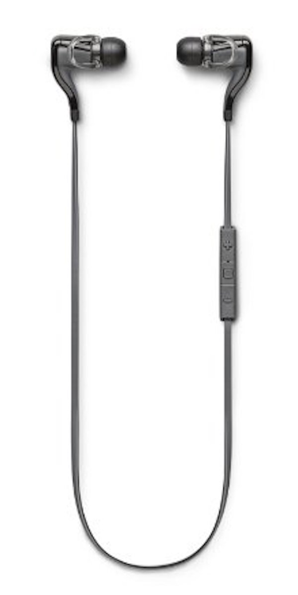Plantronics BackBeat Go 2 Wireless Hi-Fi Earbud Headphones