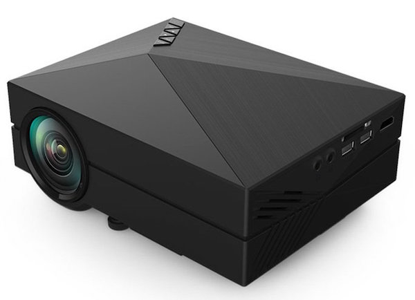 S1 LED LCD (WVGA) Mini Video Projector